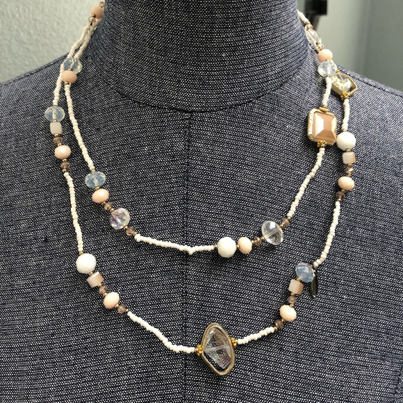 Pink Pewter Accessories - Pink Pewter Hairband/necklace